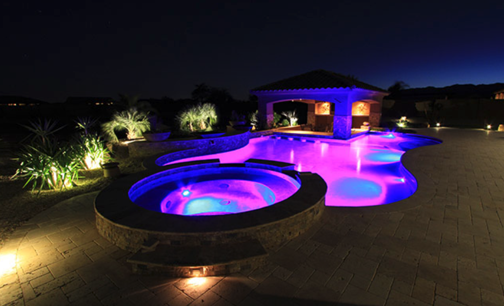Lights: Energy Efficient LED Underwater Lighting - Goudy Pools